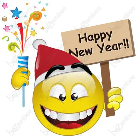 happy new year smileys animated 13 best emojis happy new years images on