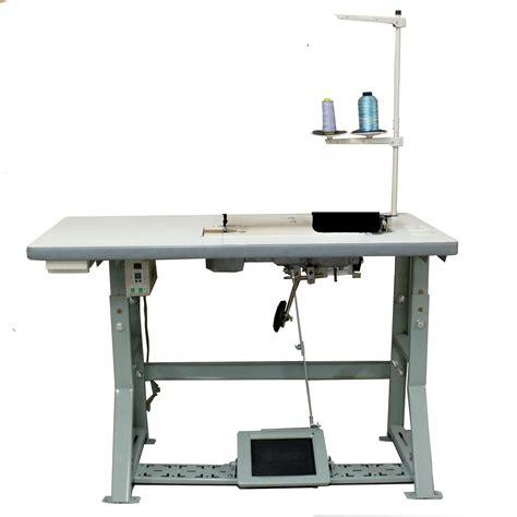 used sewing machine tables juki mo 6704s high speed 3 thread overlock machine merrow