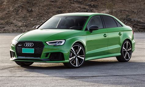 Audi Rs3 Price In Sa by Here S How Much You Ll Pay For The Audi Rs3 Sedan Car