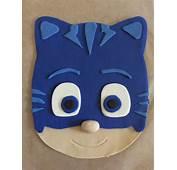 PJ Masks Inspired Cake Topper Catboy
