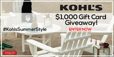 Kohl S Giveaway - kohl s coupon code mama likes this