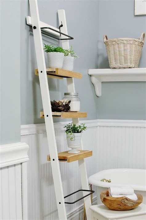 Ikea Bathroom Shelving with Ikea Hack Bathroom Shelf Thistlewood Farm