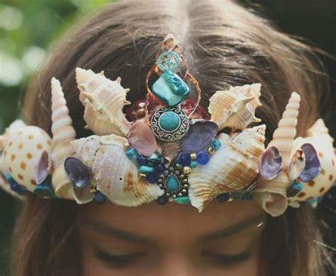 1000 Images About Mermaid Crowns Oltre 1000 Idee Su Sirena Corona Su Sirene Accessori Per Il Capo E Costumi Sirena