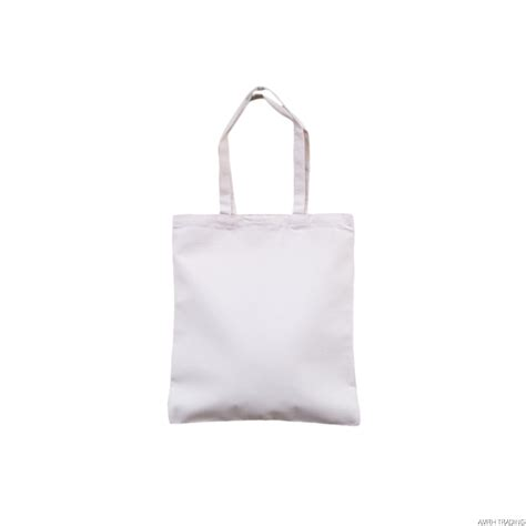 Tote Bag Blacu Costumtotebag Blacu Murah nodesignerhere plain cotton canvas tote bag