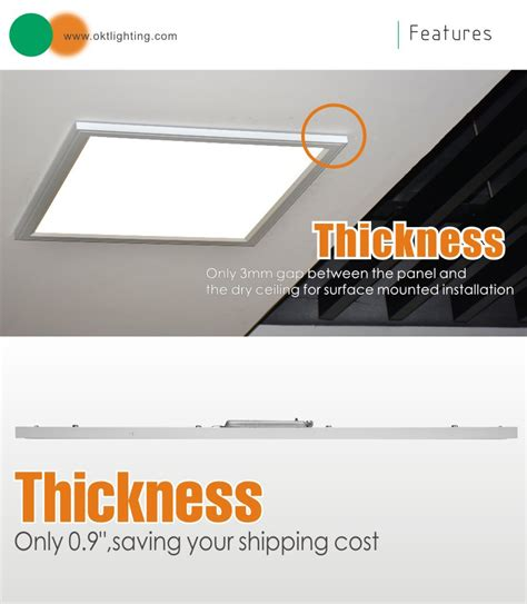 Tv Led Okt okt ultrathin standard sizes 27w 40w 50w surface mount panel led light with etl tuv buy