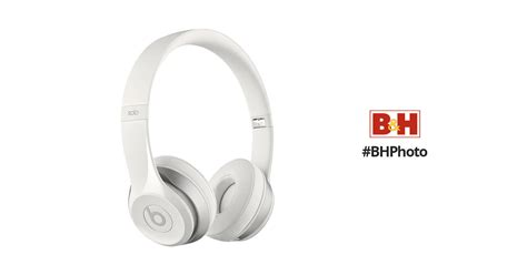 Headset Beats Kw beats by dr dre solo2 wired on ear headphones white mh8x2am a