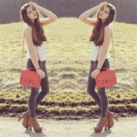 Ariadna Majewska   Ellos Black Elegant Coat, H&M Black Mini Skirt, Bang Good Black Peplum Blouse