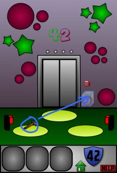 100 floors can you escape level 42 100 floors level 42 walkthrough freeappgg holidays oo