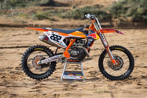 Ktm Racing Racing Caf 232 Ktm Sx 450f Team Bull Ktm Factory Racing