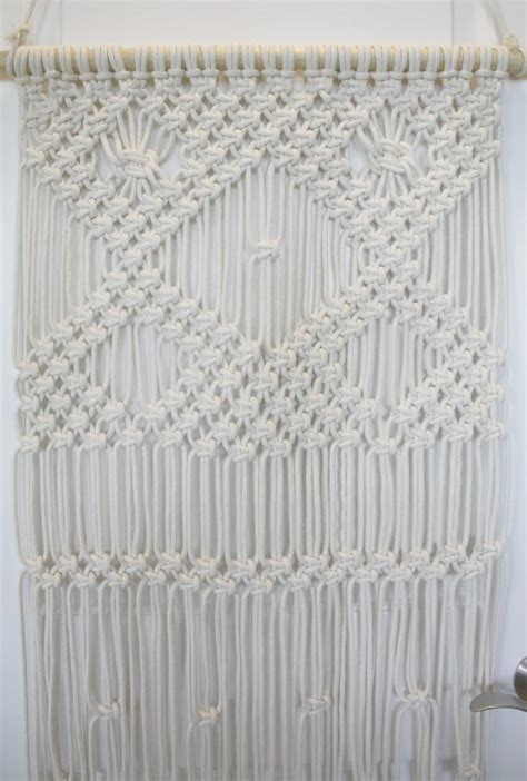 macrame for beginners macrame wall hanging for beginners favecrafts