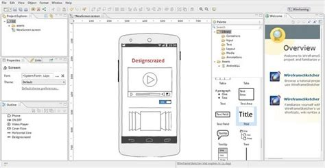 best wireframe tool 13 best free wireframe tools and mockup templates