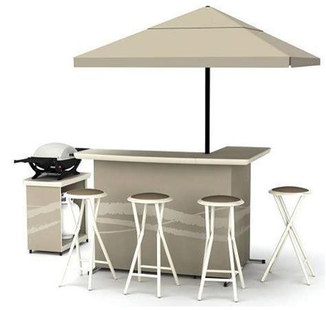tiki bar central outdoor portable bar