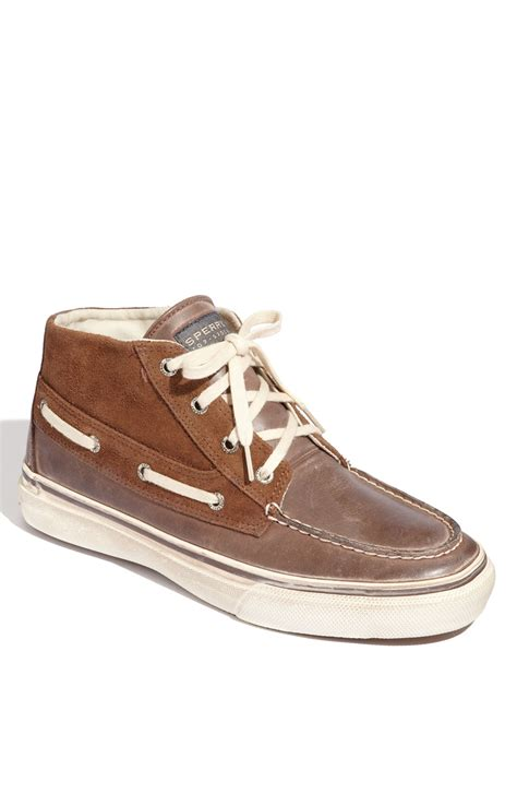 sperry chukka boot sperry top sider bahama chukka boot in brown for