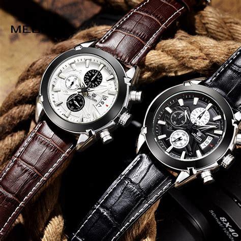 Swiss Army 2020 1 megir brand for chronograph wrist