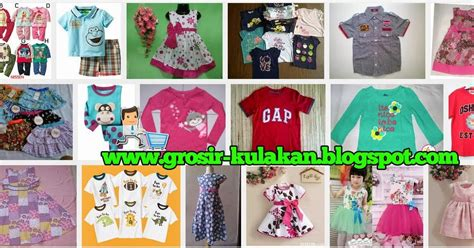 Supplier Baju Anak supplier baju anak branded murah