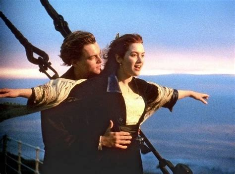 film titanic leonardo 10 titanic from the 10 best romance movies e news