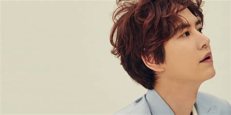 super junior kyuhyun kyuhyun will say goodbye for now a day before his