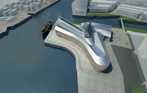 Kitchen Bath Collection The Riverside Museum Of Transport In Glasgow By Zaha Hadid