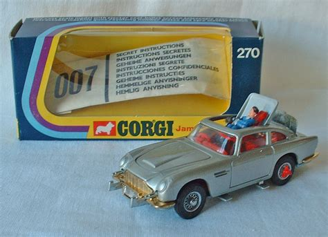 corgi price corgi 270 bond aston martin buy sell review free price guide 8744