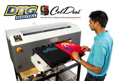 Kaos 3d Scraf dtg m2 direct to garment t shirt printer new ebay