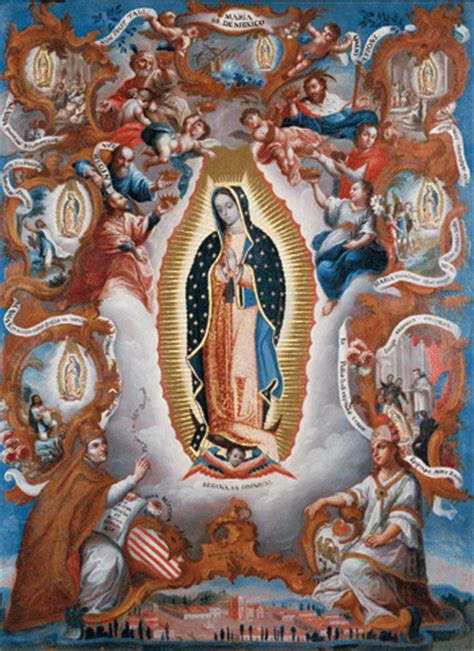 imagenes artisticas de la virgen de guadalupe the colonial revolution artnews