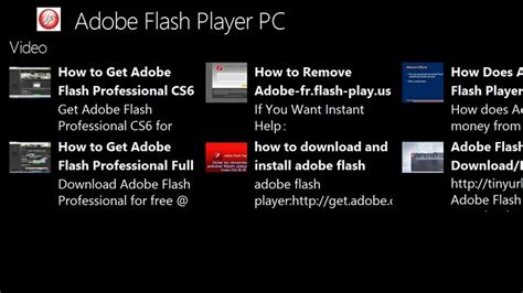 adobe flash player for pc guide adobe flash player pc windows store store top apps app