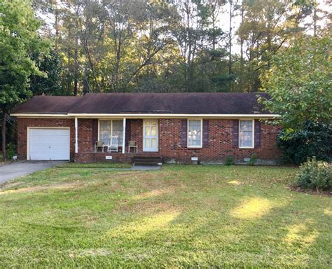 house for rent in 734 circle drive greenville nc