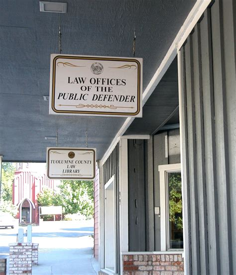 Office Of The Defender by Defender Tuolumne County Ca Official Website