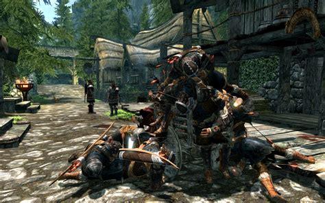 skyrim dead npc genocide kill any npc at skyrim nexus mods and community