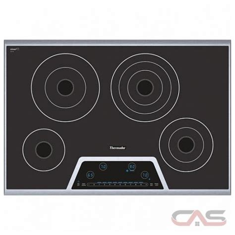 Thermador Electric Cooktop - thermador cet304fs cooktop canada best price reviews