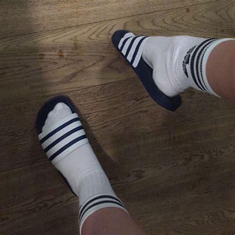 adidas sandals socks 67 best socks and sliders images on slippers
