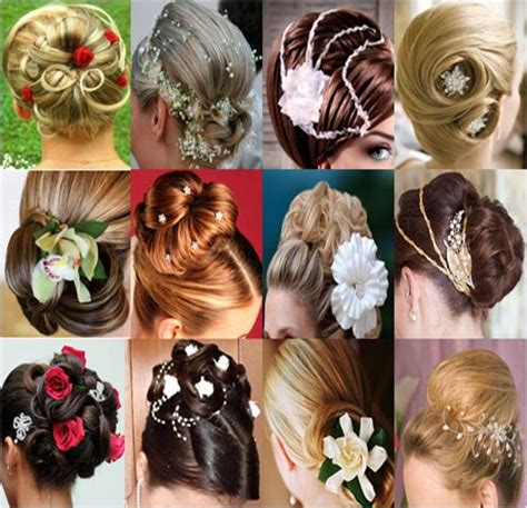 bridal hairstyles images step by step how to do a bun hairstyle for weddings step by step