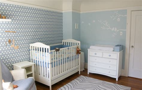 baby room wallpaper custom nursery by top baby boy nursery designs of 2011