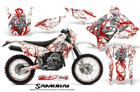 Suzuki Motorcycle Graphics Suzuki Dirt Bike Graphic Kits For Rmz 450 Rmz 250 Rm 125