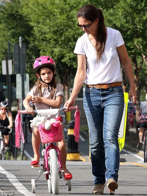 Tom And Throw A Tea For Suri by Suri Cruise Wears Sunday Best As She Steps Out For