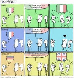 French Speaking Countries Asia - itchy feet the travel and language comic speaking terms part 1