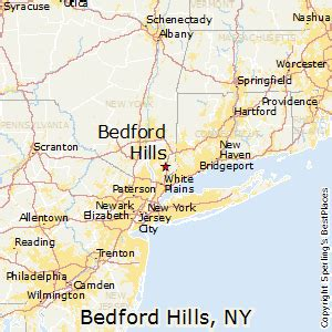 best places to live in bedford hills new york