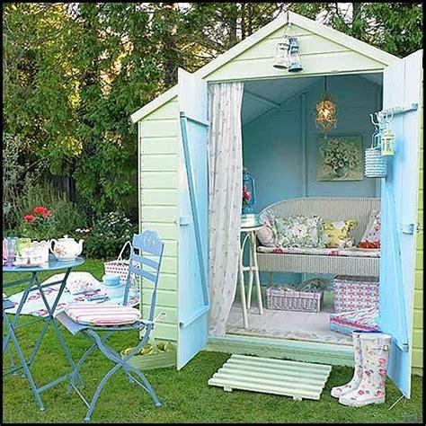Shed Retreats by Garden Shed Backyard Retreat Igo Outside