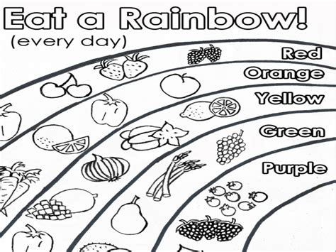 Nutrition Coloring Pages For Kindergarten by Nutrition Coloring Pages Vegetables For Fruits Grig3 Org