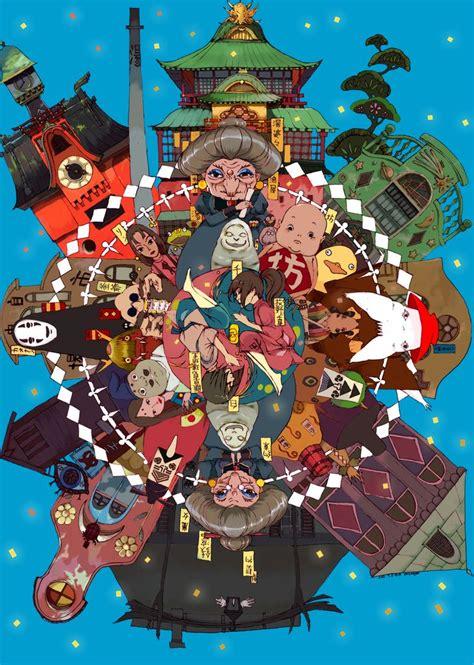 film four ghibli las 25 mejores ideas sobre el viaje de chihiro en