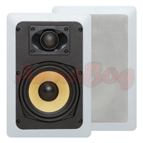 in wall ceiling home theater speakers ebay
