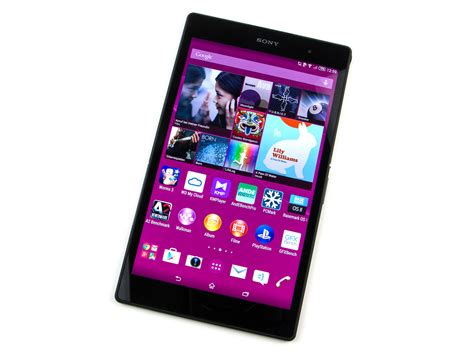 Tablet Xperia Z3 sony xperia z3 tablet compact notebookcheck net external reviews