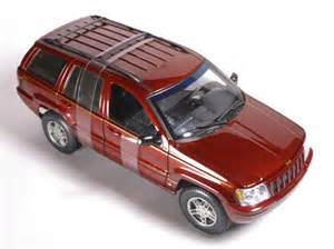 all things jeep diecast jeep grand 1999