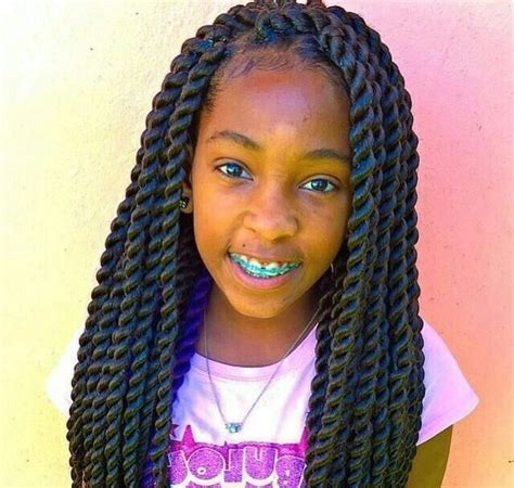 pin up med braids pin by keona lawrence on braids pinterest kid hairstyles