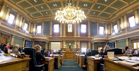 Colorado House Of Representatives by Colorado House Gives Initial Ok On Records
