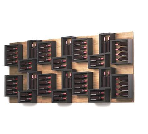 porta vino design portabottiglie di design esigo 5 composizione