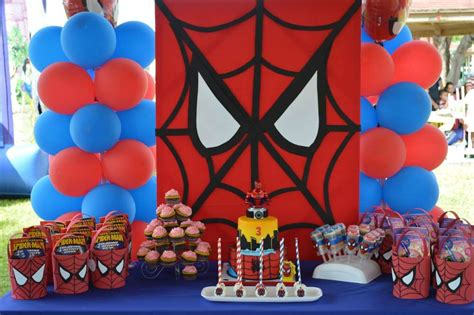 birthday themes spiderman spiderman birthday party ideas spiderman birthday party