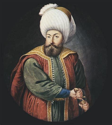Ottoman Founder Sultan Gazi ʻuthmān Han الس لطان الغازي ع ثمان خان الأو ل Ottoman Empire