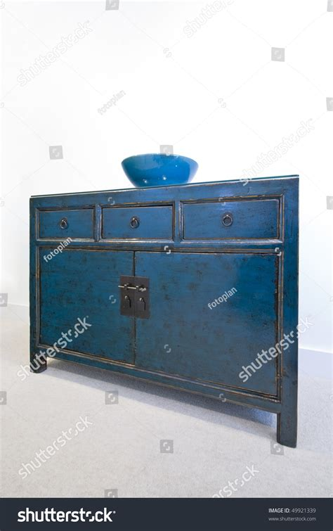 with bowl on top beautiful vintage cupboard with three drawers and ceramic