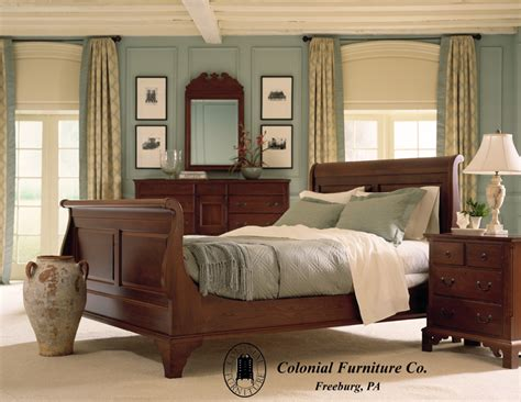colonial bedroom furniture pennsylvania furniture outlet